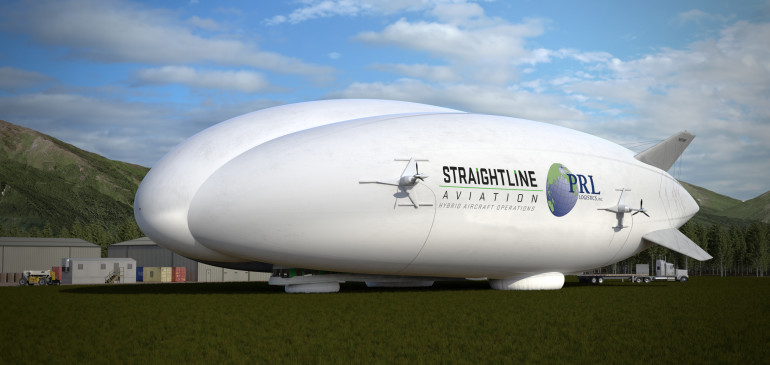 Lockheed Hybrid Airships Are Coming To Alaska